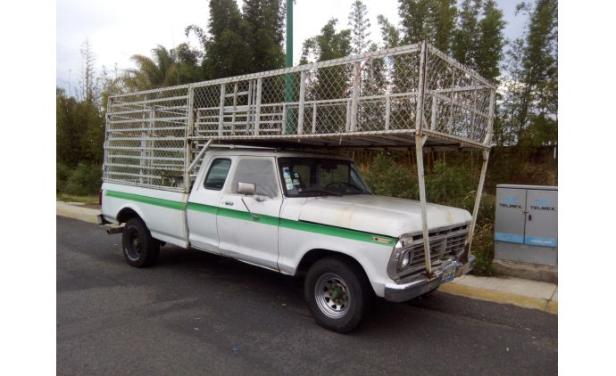 Ford Ford Pickup