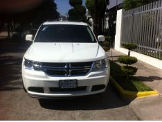 Journey Fxt 7 Pasajeros, Modelo 13, Color Blanco, 4