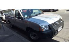 Nissan 2014, Pick-up Gris Plata, 52,000 Kilóm
