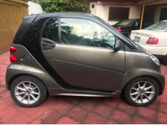 Smart Pasion 2013, Turbo, Automatico. $120,000.°