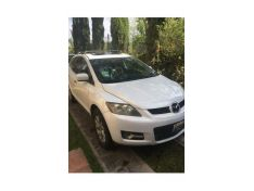 Mazda Cx-7 2008 Grand Touring, Color Blanco, &ua