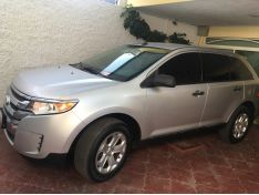 Edge Ford 2012 Gris /plata, Impecable, 99,000 Kilóme