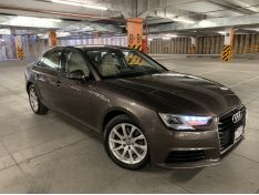 Audi A4 2017 Dynamic Turbo Piel 4 Cilindros Remato