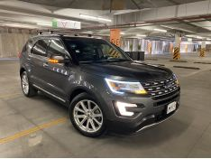 Explorer 2016, Limited Equipada Facturada Remato