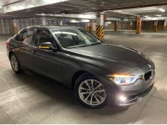 Bmw 320 Lujo Gris Equipado Turbo Impecable Remato