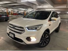 Ford Escape 2018, Titanium, Ecoboos, Blanca, Turbo,